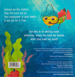 Breathe with Bea Book Back Cover
