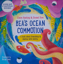 Bea's Ocean Commotion Book Cover